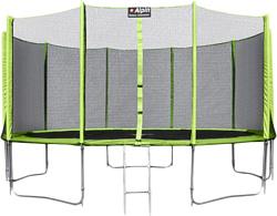 Alpin 4.35 м с защитной сеткой и лестницей
