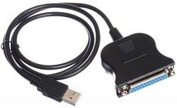 USB 2.0 тип A - LPT