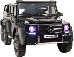 RiverToys Mercedes-Benz G63 AMG 4WD X555XX (черный)
