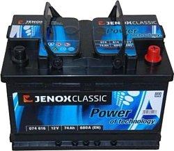Jenox Classic 080 660 (80Ah)