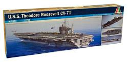 Italeri 5531 Американский авианосец U.S.S. Roosevelt CVN-71