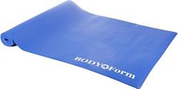 Body Form BF-YM01C 4 мм (синий)