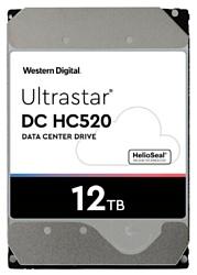 Western Digital Ultrastar DC HC520 12 TB (HUH721212ALE600)