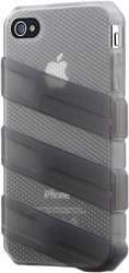 Cooler Master Claw Translucent Gray для iPhone 4/4S (C-IF4C-HFCW-3A)