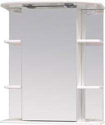 Onika Шкаф с зеркалом Глория 60.02 левый (белый) (206007)