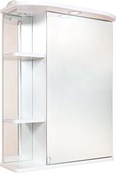 Onika Шкаф с зеркалом Карина 60.01 правый (белый) (206010)