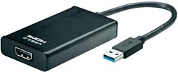 USB 3.0 тип A - HDMI