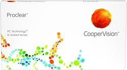 CooperVision Proclear -3.5 дптр 8.6 mm