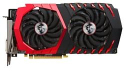 MSI Radeon RX 580 1393Mhz PCI-E 3.0 4096Mb 7100Mhz 256 bit DVI 2xHDMI HDCP Gaming X