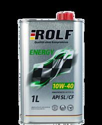 ROLF Energy 10W-40 SL/CF 1л
