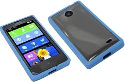 NEXX Zero для Nokia X (голубой)