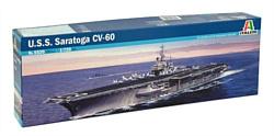 Italeri 5520 Американский авианосец U.S.S. Saragota CV-60