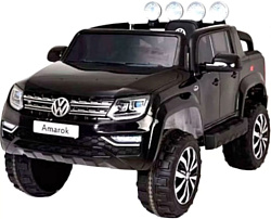 RiverToys Volkswagen Amarok 4WD M999MM (черный)