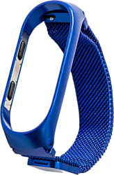 Xiaomi Milanese Magnetic для Mi Band 3 (синий)