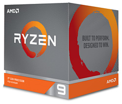 AMD Ryzen 9 3900X Matisse (AM4, L3 65536Kb)