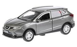 Технопарк Nissan Qashqai (серый)