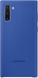 Samsung Silicone Cover для Samsung Galaxy Note 10 (синий)