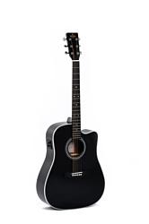 Sigma Guitars DMC-1STE BK+