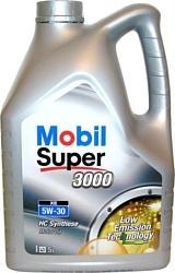 Mobil Super 3000 XE 5W-30 5л