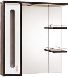 Акваль Бали Шкаф с зеркалом левый (04.75.02.L)