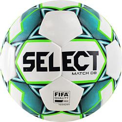 Select Match DВ FIFA (5 размер, белый/зеленый/черный)