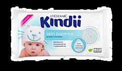 Kindii Skin Balance с миндальным маслом и витамином Е (100шт)