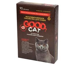 GOOD Cat со вкусом альпийской говядины