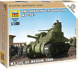 "Звезда Американский танк ""M3 Lee"""