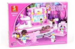 SLUBAN Розовая мечта M38-B0253