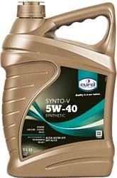 Eurol Synto-V 5W-40 5л