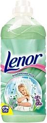 Lenor Альпийские луга с экстрактом хлопка 2 л