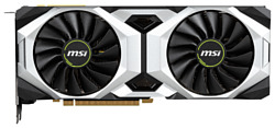 MSI GeForce RTX 2080 Ti 1350MHz PCI-E 3.0 11264MB 14000MHz 352 bit HDMI HDCP VENTUS OC