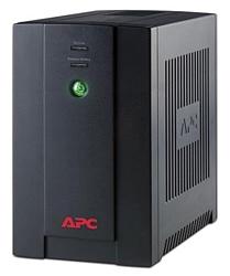 APC by Schneider Electric Back-UPS 1400VA, 230V, AVR, IEC Sockets (BX1400UI)