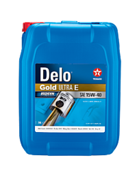 Texaco Delo Gold Ultra E 15W-40 20л