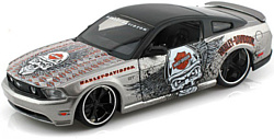 Maisto Форд Мустанг GT 32170 (серый)