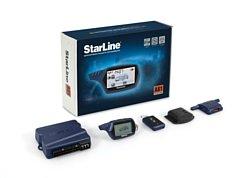 StarLine A61 Dialog