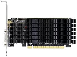 GIGABYTE GeForce GT 710 954Mhz PCI-E 2.0 2048Mb 5010Mhz 64 bit DVI HDMI HDCP Silent