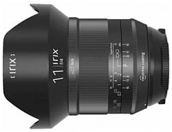 Irix 11mm f/4 Blackstone Nikon F