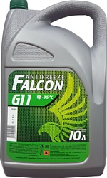 Falcon G11 зеленый -35 10л