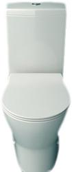 Керамин Сканди (бачок, сиденье дюропласт, 2-режимный слив)
