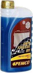 Pemco Antifreeze 911 (-40) 1л
