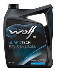 Wolf Guard Tech 10W-40 B4 Diesel 5л