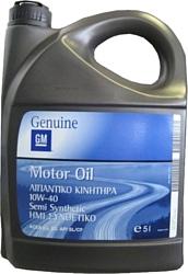 GM OPEL 10W-40 5л