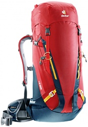 Deuter Guide 35+8 red-blue (fire/arctic)