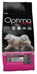 OptimaNova Puppy Sensitive Salmon & Potato (12 кг)