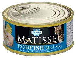 Farmina Matisse Codfish Mousse (0.085 кг)