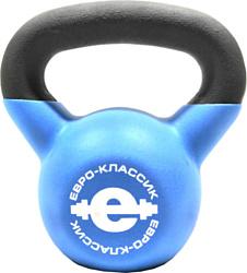 Euro-Classic обрезиненная 8 кг