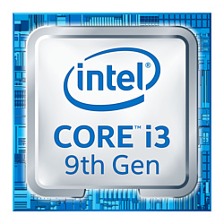 Intel Core i3-9100F Coffee Lake (3600MHz, LGA1151 v2, L3 6144Kb)