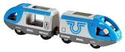 Brio Поезд с машинистом экспресс 33506