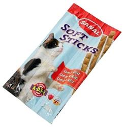 Sanal Soft Sticks для кошек, со вкусом ягненка и риса